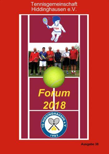 Forum 2018 - Titelbild