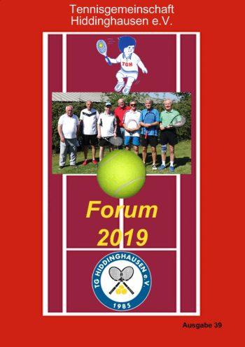 Forum 2019 - Titelbild
